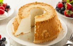 Nekeptas tinginių tortas iš krekerių Tik 5 ingredientai!