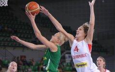 Solidus A.Bimbaitės žaidimas padėjo Kursko ekipai patekti į Europos taurės turnyro pusfinalį