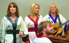 Grupės ABBA nariai žada susiburti naujam projektui