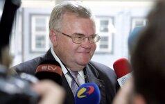 Nušalintas Talino meras surado pasiteisinimą, kodėl jo namuose rasta didelė grynųjų sumą