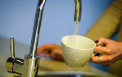 Skatina taupyti geriamąjį vandenį: ateitis sunkiai prognozuojama