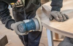 Svarbūs ir patogūs medienos apdirbimo įrankiai