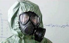 JAV paskelbė sankcijas 271 Sirijos mokslininkui