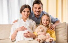 Mamos ir tėčiai Vilniuje kviečiami nemokamai pasisemti žinių