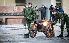Krašto apsaugos savanorių pajėgos minės 26-ąsias įkūrimo metines