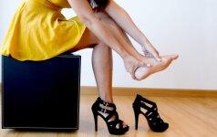Ortopedinė liga, kurios nepaslėps ir gražiausi batai
