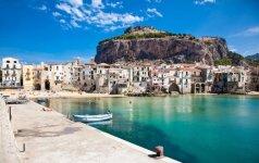 Naujoji D. Smagurauskaitės knyga - apie meilę Sicilijai iš pirmo žvilgsnio