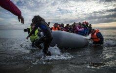ES valstybės narės birželį perkėlė 3 tūkst. migrantų