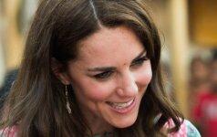 K. Middleton Indijoje PADARĖ GĖDĄ karališkajai šeimai FOTO
