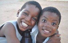 Afrikos vaikai