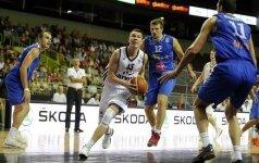 Europos vyrų krepšinio čempionato atrankoje - be pralaimėjimų žengia penkios rinktinės