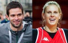 Geriausių krepšininkų rinkimuose toliau pirmauja M. Kalnietis ir L. Pikčiutė