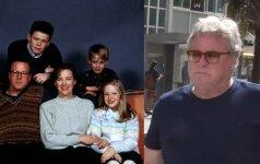 """Legendinio filmo """"Vienas namuose"""" aktorius J. Heardas rastas negyvas viešbučio kambaryje"""