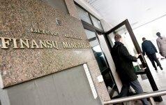 Finansų ministerija vidaus rinkoje pasiskolino 20 mln. eurų
