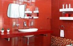 Interjero dekoravimas veidrodžiais