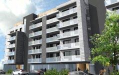 Vilniaus centre bus pradėtas statyti dar vienas daugiabutis