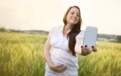 Kada geriau būti nėščiai – vasarą ar žiemą?