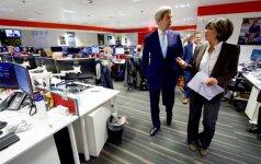 Žiniasklaida: CNN griežtina taisykles skelbiamai informacijai, susijusiai su Rusija