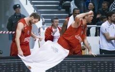 Sėkmingas M. Kalniečio žaidimas padėjo Krasnodaro komandai patekti į Rusijos taurės pusfinalį