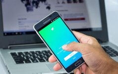 """""""Twitter"""" panaikins 9 proc. darbo vietų"""