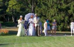 Palangos Birutės parkas pasakoja romantišką kurorto istoriją