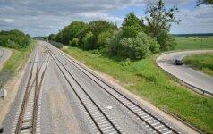 """Paskelbtas svarbaus """"Rail Baltica"""" ruožo konkursas"""