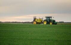 Per metus žemės ūkio produktų supirkimo kainos padidėjo 15,8 proc.