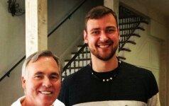"""Naujasis """"Rockets"""" treneris D. Motiejūnui: noriu, kad būtum pagrindinis komandos puolėjas"""