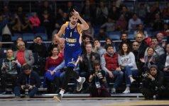 """""""Žalgirio"""" tikslas Maskvoje – sustabdyti geriausią Rusijos krepšininką"""