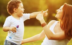 """Penkios situacijos, kai būtina pasakyti savo vaikui """"taip"""""""