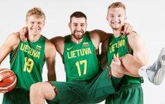 NBA sezono belaukiant: kada išvysime lietuvių kaktomušas?