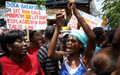 Protestas Haityje