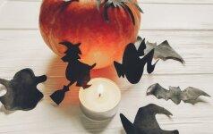 Kaip papuošti stalą per Heloviną: 5 įdomios idėjos
