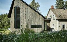Namas Kanadoje, kuriame jokios magijos, tik teisinga architektūra