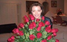 30-metės ukrainiečių gražuolės ir 76 metų milijardieriaus šeima susilaukė antrosios atžalos