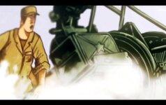 Rusija ieško naujų herojų: sukurtas animacinis filmas apie kario žūtį Sirijoje
