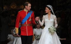 Princo Williamo sprendimas nuliūdino jaunąją žmoną