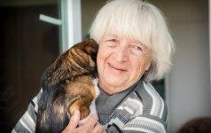 Išeivė iš Lietuvos išgelbėjo du tūkstančius gyvūnų