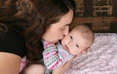 Mano gimdymo istorija: viskas pasibaigė operacija