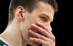 FIBA Europos taurės turnyrą laimėjo be T. Dimšos žaidęs Frankfurto klubas