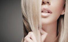 Apie kokias ligas įspėja jūsų plaukai