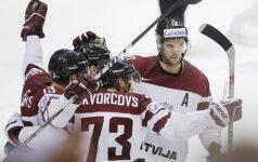 Latvijos ledo ritulininkai