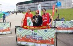 Tarptautiniame turnyre – ispanų aistruolių sėkmė