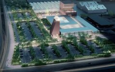 Naujas kompleksas Klaipėdoje