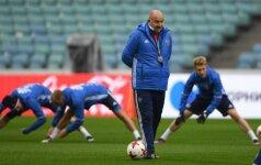 Rusijos futbolo rinktinės treneris Stanislavas Čerčesovas