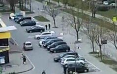 Ieškomas vairuotojas, kuris Grigiškėse partrenkė moterį ir apie tai niekam nepranešė