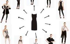 Genialios idėjos. Maža juoda suknelė