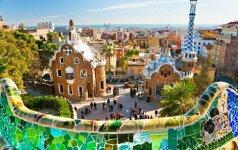 Barselona – architektūros, meno ir poilsio sostinė