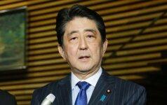 Japonijos premjeras S. Abe neatsiprašys už Perl Harboro ataką