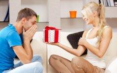 Vyrai atvirai: kokios dovanos nori Valentino dieną? Blogiausios ir geriausios